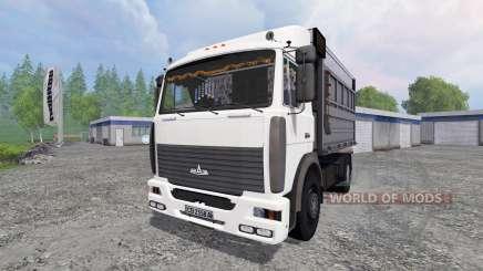 MAZ-5551А5 for Farming Simulator 2015