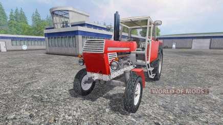 Zetor 8011 v1.0 for Farming Simulator 2015