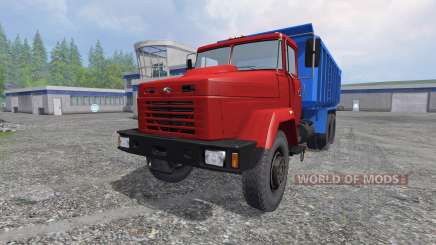KrAZ-6130 C4 v1.2 for Farming Simulator 2015