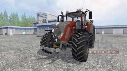 Fendt 936 Vario [red edition] for Farming Simulator 2015