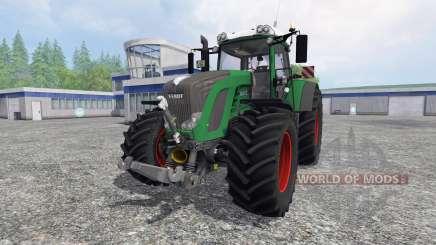 Fendt 936 Vario v2.2 for Farming Simulator 2015