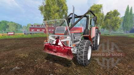 Zetor Crystal 12045 [forest edition] for Farming Simulator 2015