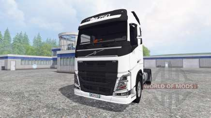 Volvo FH16 750 v3.1 for Farming Simulator 2015