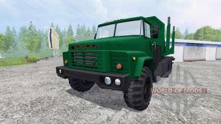 KrAZ-260 [timber] for Farming Simulator 2015