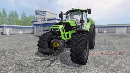 Deutz-Fahr Agrotron 7210 TTV v4.0 for Farming Simulator 2015