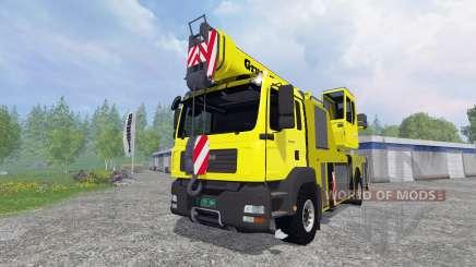 MAN TGA [crane] for Farming Simulator 2015