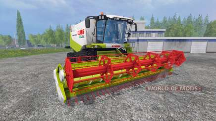 CLAAS Lexion 550 v2.0 for Farming Simulator 2015