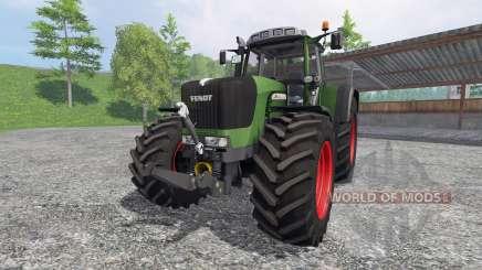 Fendt 930 Vario TMS v1.0 for Farming Simulator 2015