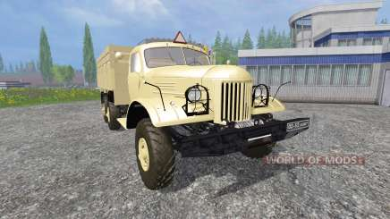 ZIL-157 [GKB-817] for Farming Simulator 2015