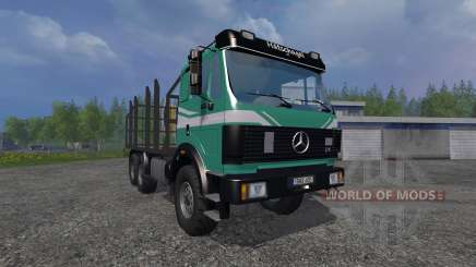 Mercedes-Benz SK 1935 [forest] v2.0 for Farming Simulator 2015