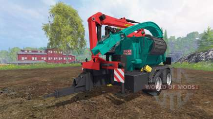 JENZ HEM 583 Z v2.0 for Farming Simulator 2015