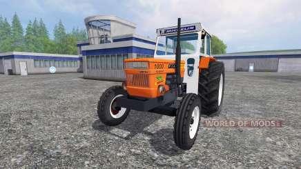 Fiat 1000 super for Farming Simulator 2015