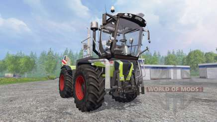 CLAAS Xerion 3800 SaddleTrac v4.0 for Farming Simulator 2015