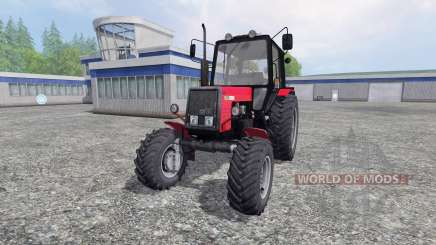 MTZ-Belarus 1025 v1.0 for Farming Simulator 2015