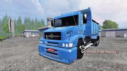 Mercedes-Benz L 1620 for Farming Simulator 2015
