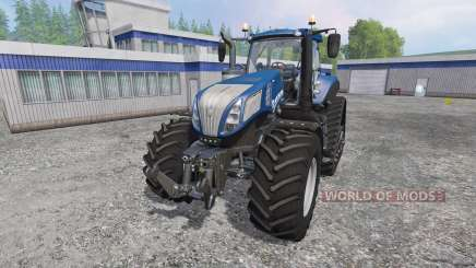 New Holland T8.435 [SmartTrax] v1.1 for Farming Simulator 2015