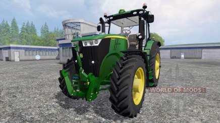 John Deere 7290R [US] for Farming Simulator 2015