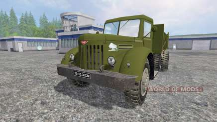 MAZ-205 for Farming Simulator 2015
