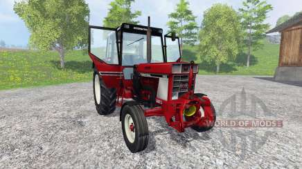 IHC 1055 v1.1 for Farming Simulator 2015