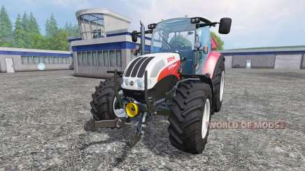 Steyr Multi 4115 [hardpoint] for Farming Simulator 2015