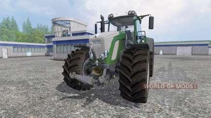 Fendt 936 Vario [washable] v4.0 for Farming Simulator 2015
