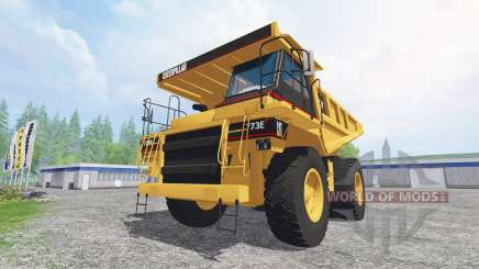 Caterpillar 773E for Farming Simulator 2015