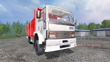 Ford Cargo 2520 v2.0 for Farming Simulator 2015