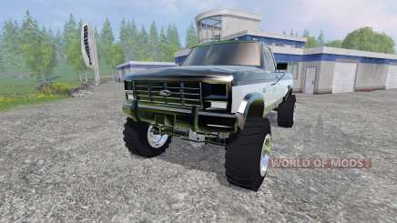 Ford F-250 XLT 1985 for Farming Simulator 2015