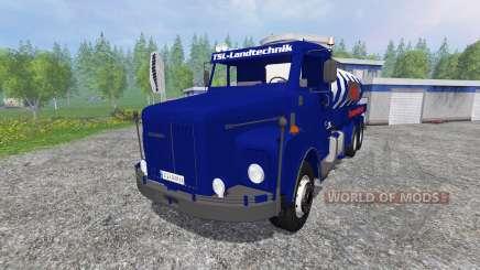 Scania 111S for Farming Simulator 2015