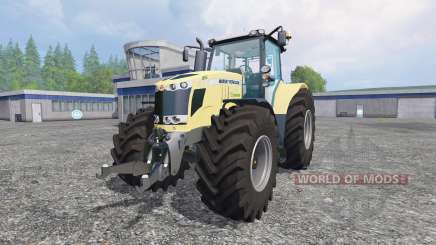 Massey Ferguson 7726 [Krone] for Farming Simulator 2015