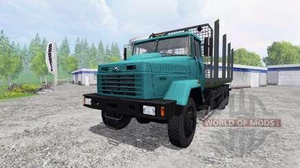 KrAZ-6233 for Farming Simulator 2015
