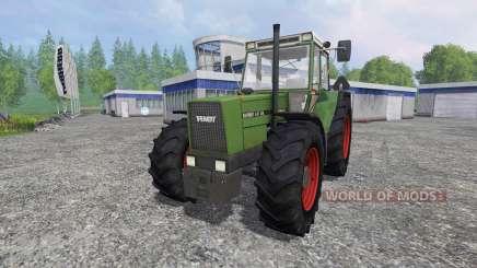 Fendt Favorit 611 FL [washable] for Farming Simulator 2015