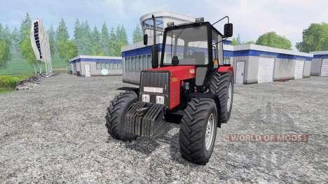 MTZ-Belorus 820.4 for Farming Simulator 2015