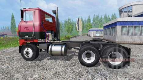 International TranStar for Farming Simulator 2015