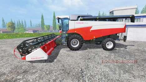 Torum-760 v1.5 for Farming Simulator 2015