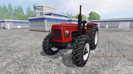 Zetor 6945 for Farming Simulator 2015