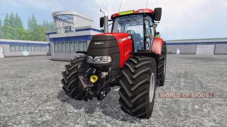 Case IH Puma CVX 160 [edit] for Farming Simulator 2015