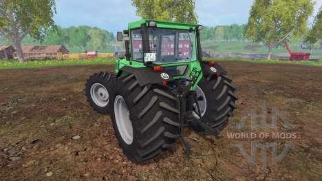 Deutz-Fahr Agrosun 140 for Farming Simulator 2015