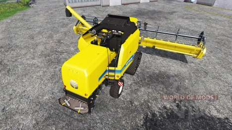 New Holland TC5.90 [ATI Wheels] for Farming Simulator 2015