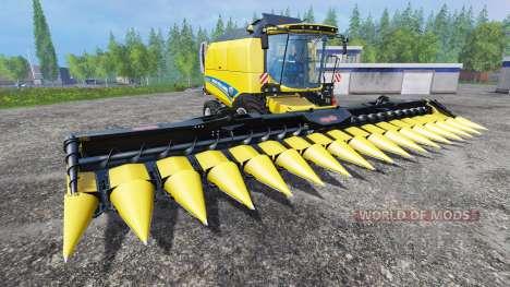 Capello Quasar HS 16R for Farming Simulator 2015