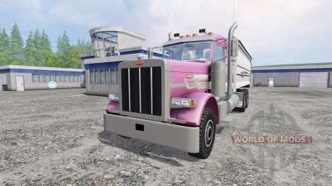 Peterbilt 379 [grain truck] for Farming Simulator 2015