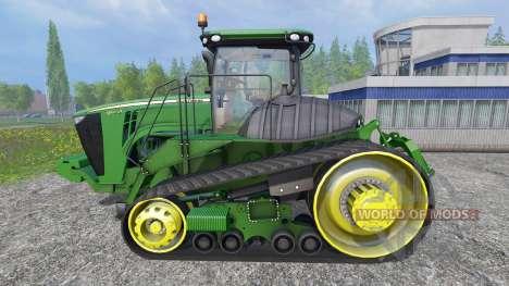 John Deere 9560RT v2.5 for Farming Simulator 2015