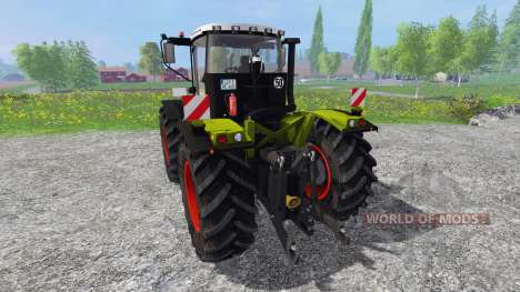 CLAAS Xerion 3300 TracVC v3.5 for Farming Simulator 2015