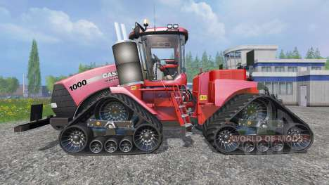 Case IH Quadtrac 1000 Turbo for Farming Simulator 2015
