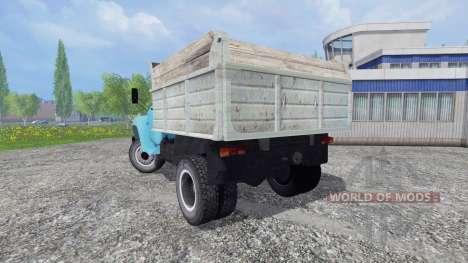 ZIL-130 for Farming Simulator 2015