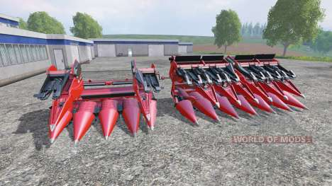 Case IH 2106 and Case IH 2112 for Farming Simulator 2015