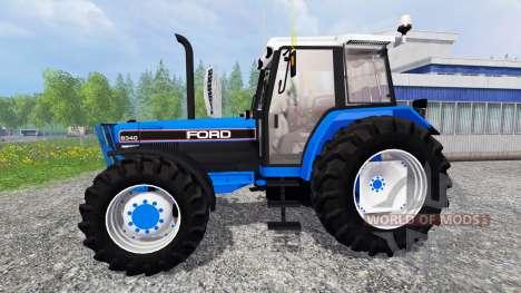 Ford 8340 v1.2 for Farming Simulator 2015