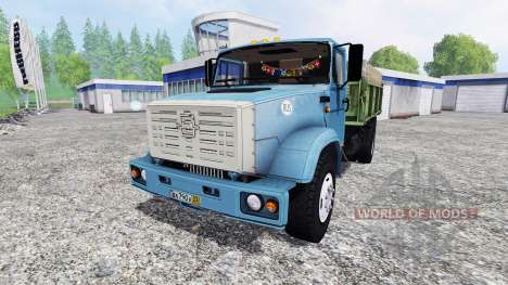 ZIL-4331 for Farming Simulator 2015