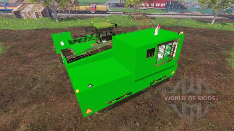 Lenco Airhead for Farming Simulator 2015