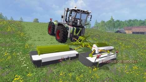 CLAAS Disco 9100 v2.0 for Farming Simulator 2015
